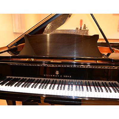 クラヴィアート音楽館のピアノ