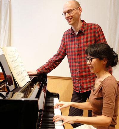 エルウィンの英語のピアノレッスン
